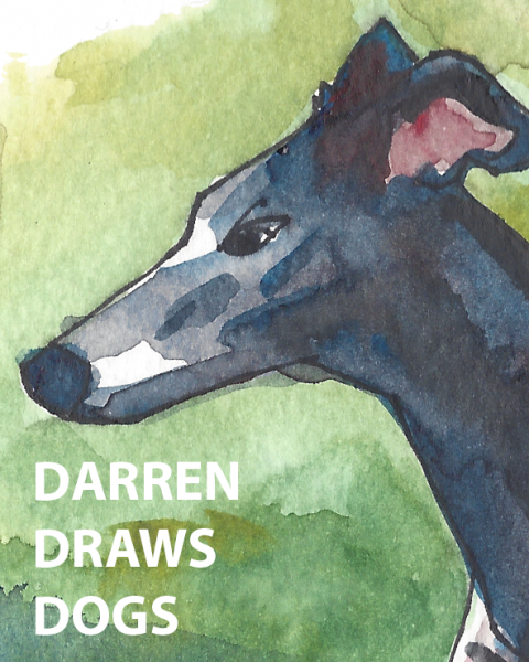 Darren Draws Dogs